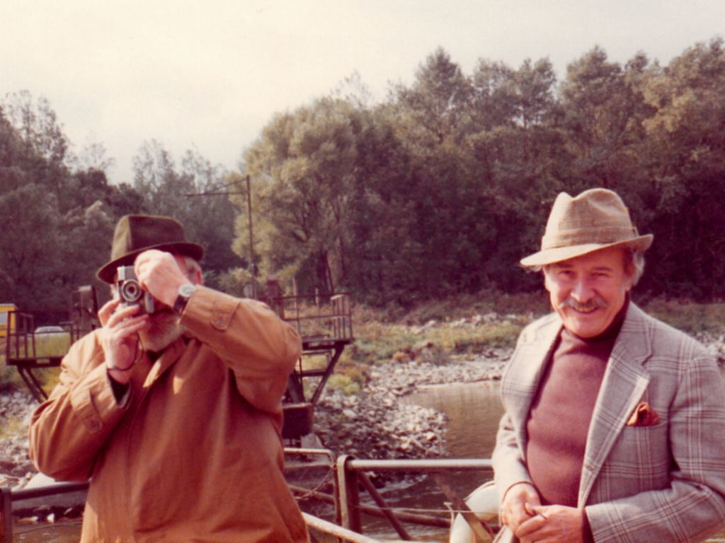 Voskovce a Wericha fotografoval Bohumil Brejcha