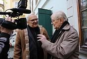 Václav Fořt natáčí dokument