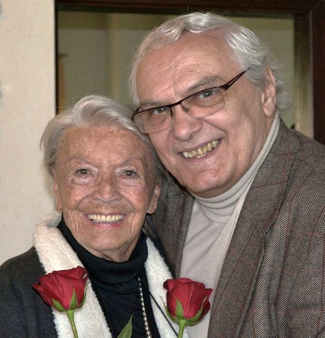 Zdena Procházková a Ondřej Suchý
