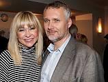 MVDr.Jan Herčík se svou ženou Kateřinou  foto: ISIFA