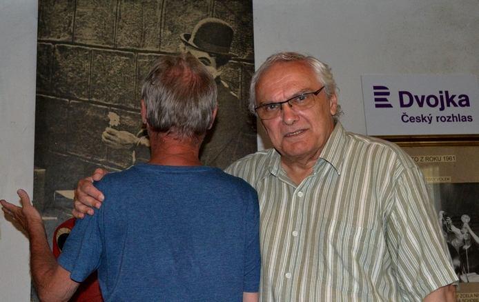 Zdenek Merta a Ondřej Suchý