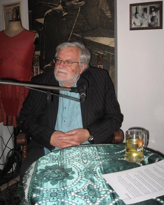Jan Kačer (foto : M.Novák)