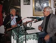Režisér Hynek Bočan-foto Miloš Novák