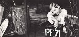 Monika po prvním roce v Semaforu-PF 1971