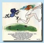 Písničky pro děti - CD B+M Music 2002