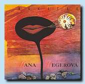 Hana Hegerová - Recitál - LP Panton 1971<br>(Potají)
