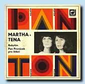 Marta a Tena -SP Panton 1974