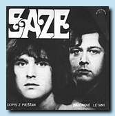 Skupina SAZE - SP Supraphon 1973 <br>(Dopis z Piešťan)