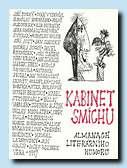 Kabinet smíchu-účast v almanachu (nakl.Vera, 1997)