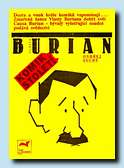 Vlasta Burian - komik století(Svět v obrazech, Praha 1991)